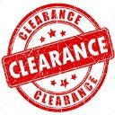 Category Icon Clearance